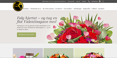 interflora.dk