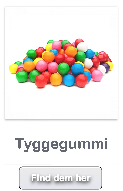 Tyggegummi
