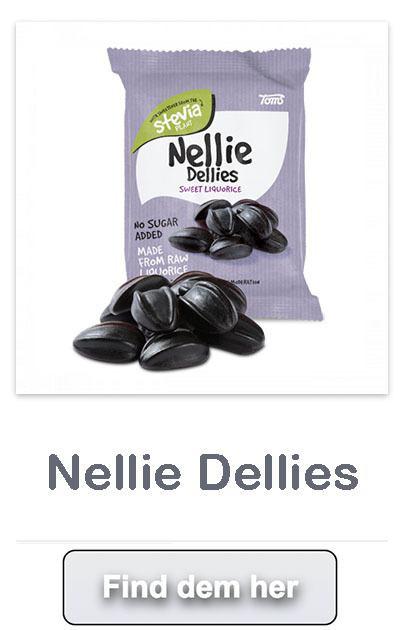 Sukkerfri Nellie Dellies