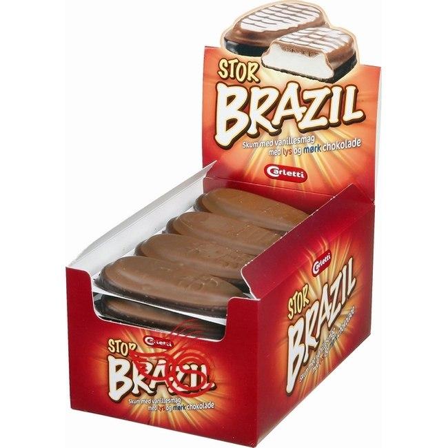 Brazil chokolade