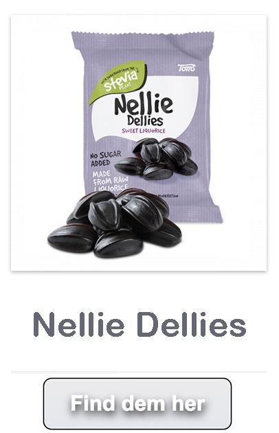 Sukkerfri Nellie Dellies Sweet