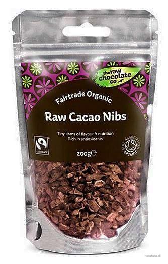 raw kakao nibs