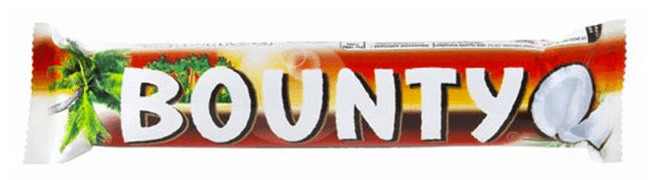 Bounty mørk