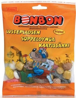 Find de velkendte BonBon bolcher & slik billigt online