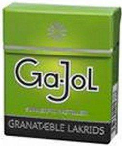 GAJOL GRØN