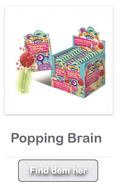Popping brain