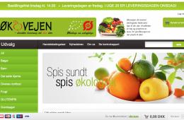 økologiske dagligvarer online