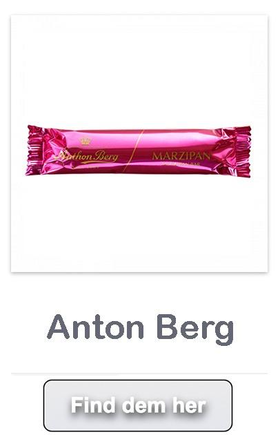 Anton Berg marcipanbrød