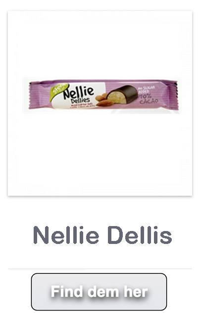 Nellie Dellies Marcipanbrød