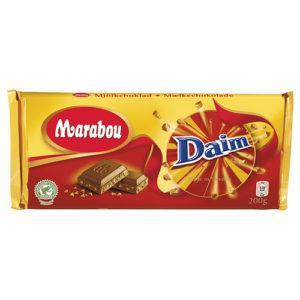 Marabou chokolade m Daim