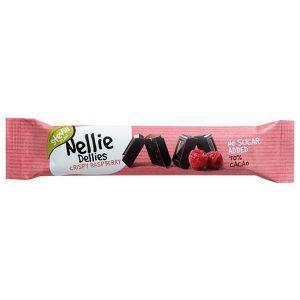 Nellie Dellies Chokolade med hindbær
