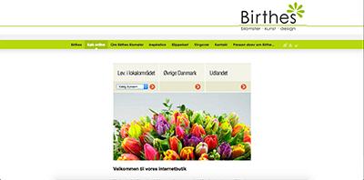 birthesblomster.dk