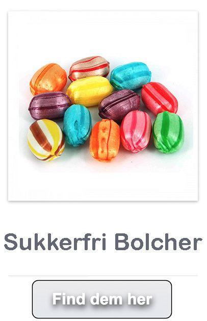 Sukkerfri bolcher