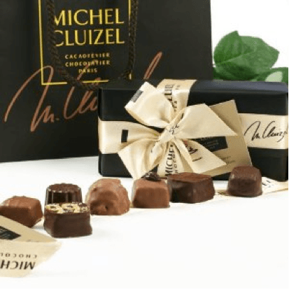Michel Cluizel Box of Assorted Treats nummer 8