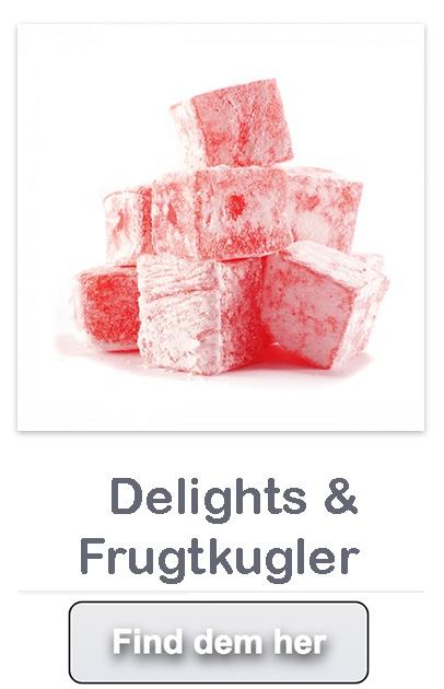 Delights & Frugtkugler
