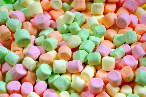 farvede skumfiduser
