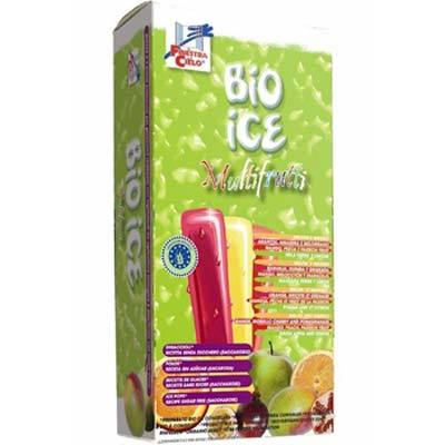Funkisfood bio ice pops multifrugt