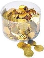 chokolade guldmønter føtex