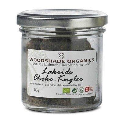 Lakrids Choko-kugler Woodshade Organics