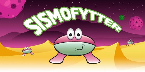 Sismofytter design hjemmeside