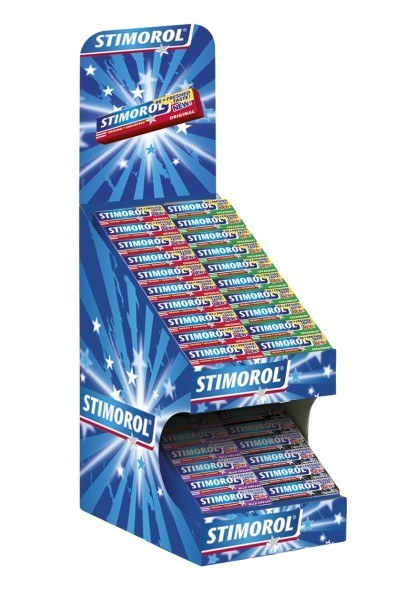 STIMOROL BORD DISPLAY