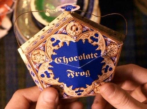 HArry Potter chokoladefrø