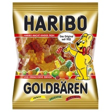 Haribo Guldbamser