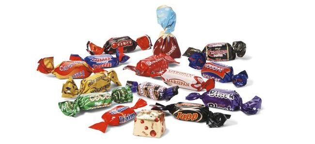 Chokolader i Twist chokolade