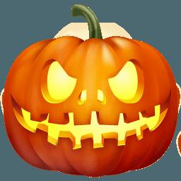 Græskar - Halloween slik