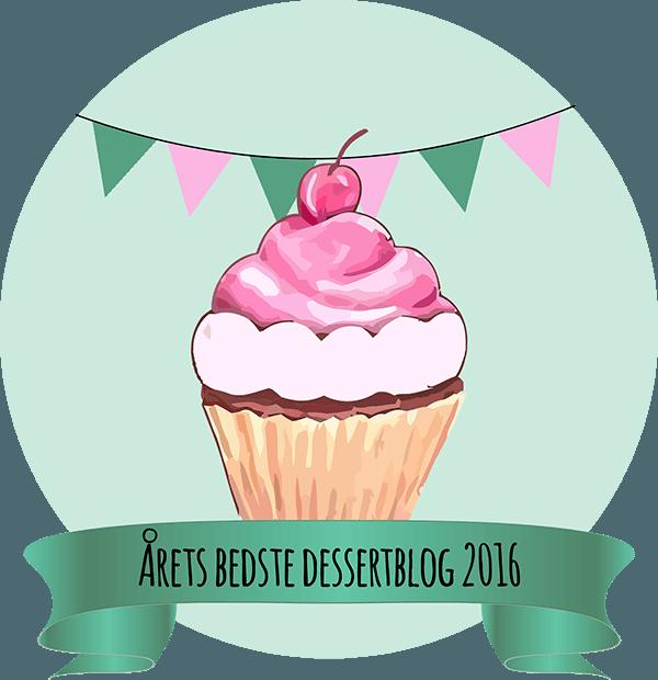 Aarets bedste dessertblog 2016