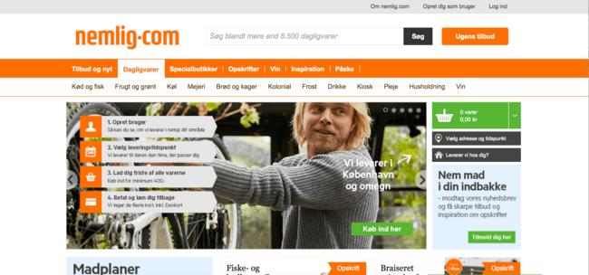 dagligvarer online århus