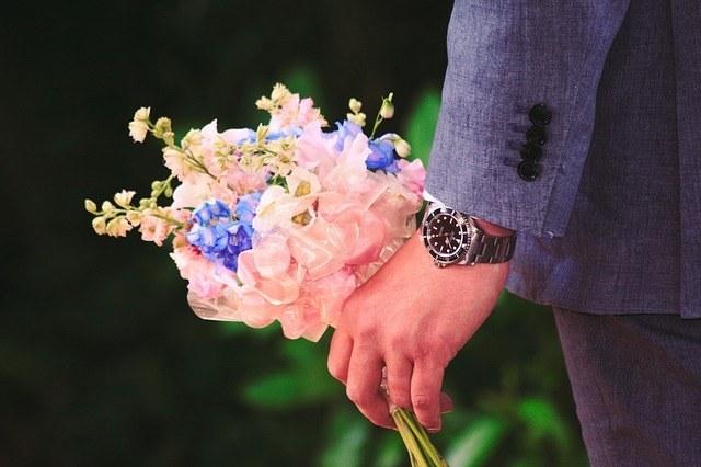 Blomster udbringning