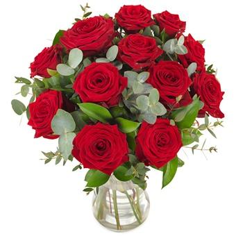 Buket roser
